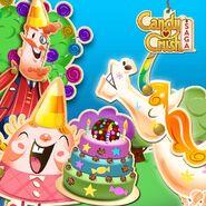 Misty birthday party bg