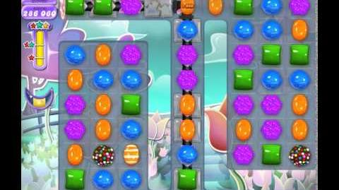 Candy Crush Saga Dreamworld Level 596 (No booster, 3 Stars)