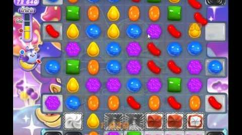 Candy Crush Saga Dreamworld Level 545 (Traumwelt)