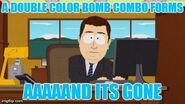 Double color bomb