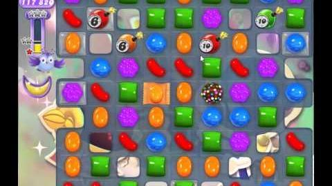Candy Crush Saga Dreamworld Level 524 (Traumwelt)
