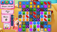 Level 161 mobile new colour scheme with sugar drops