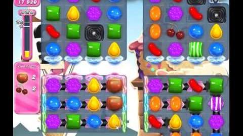 Candy Crush Saga Level 707