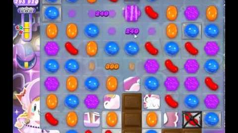 Candy Crush Saga Dreamworld Level 461 (Traumwelt)