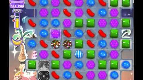 How to beat Candy Crush Saga Dreamworld Level 125 - 3 Stars - No Boosters - 352,860pts