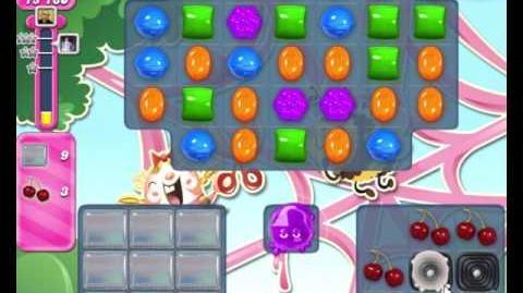 Candy Crush Saga LEVEL 2396 NO BOOSTERS
