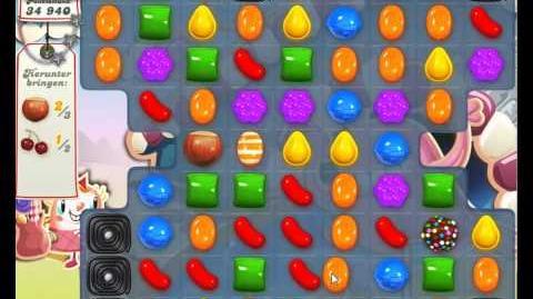 Candy Crush Saga Level 82