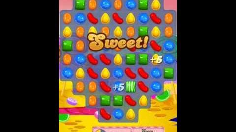 Candy Crush Level 297 3 Stars