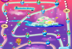 Marshmallow Madness Map Updated