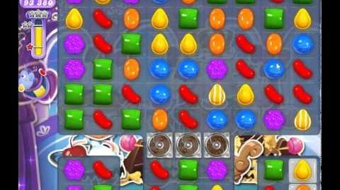 Candy Crush Saga Dreamworld Level 485 (Traumwelt)