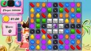 Level 121 mobile new colour scheme (after candies settle)