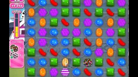 Candy Crush Saga Level 240 - 3 Star - no boosters