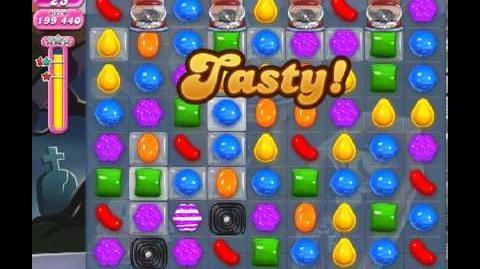Candy Crush Saga Level 226 - 3 Star - no boosters
