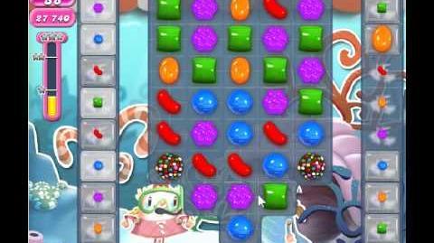 Candy Crush Saga Level 308 - 3 Star - no boosters