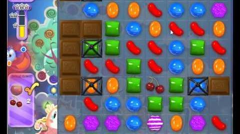 Candy Crush Saga Dreamworld Level 62 (Traumland)