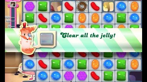 Candy Crush Saga Level 530 walkthrough (no boosters)