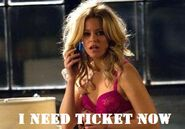 I need ticket