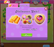 Halloween Sale on Bank