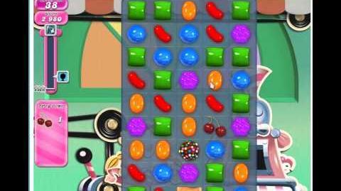 Candy Crush Saga Level 11-2