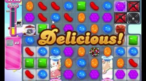 Candy Crush Saga LEVEL 2322 NO BOOSTERS