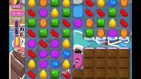 Candy Crush Saga Level 139 - 2 Star - no boosters