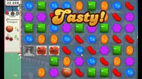 Candy Crush Saga Level 142