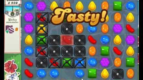 Candy Crush Saga Level 195