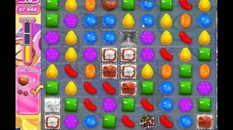 Candy Crush Saga Level 302 - 2 Star - no boosters