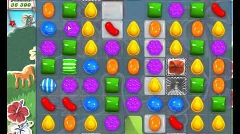 Candy Crush Saga Level 194