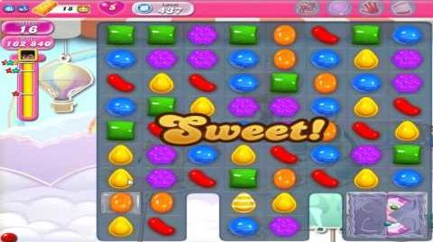 Candy Crush Saga Level 437