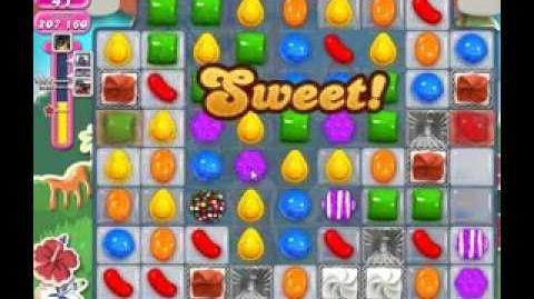 Candy Crush Saga Level 191 Tips & Tricks - Walkthrough, 3 Stars, 520K Points