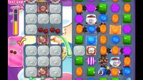 Candy Crush Saga Level 2256 - NO BOOSTERS