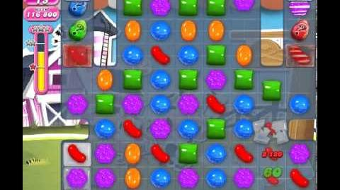 Candy Crush Saga Level 241 - 1 Star - no boosters