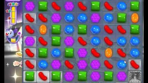 Candy Crush Saga Dreamworld Level 235 (3 Stars)