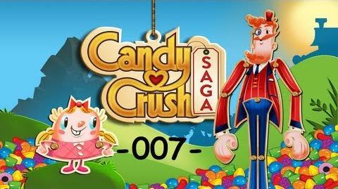 Let's Play Candy Crush Saga HD German Mini Level 007