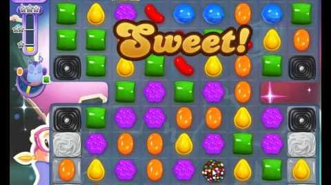 Candy Crush Saga Dreamworld Level 107 (Traumwelt)