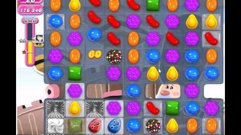 Candy Crush Saga Level 385 3 stars NO BOOSTERS