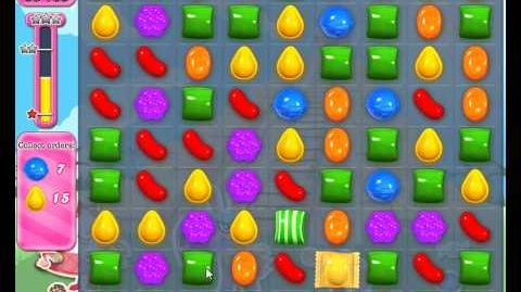 Candy Crush Saga Level 321