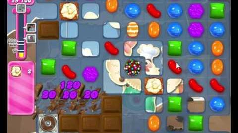 Candy Crush Saga LEVEL 2158 NO BOOSTERS (25 moves)