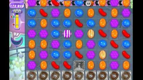 Candy Crush Saga Dreamworld Level 603 (No booster, 3 Stars)