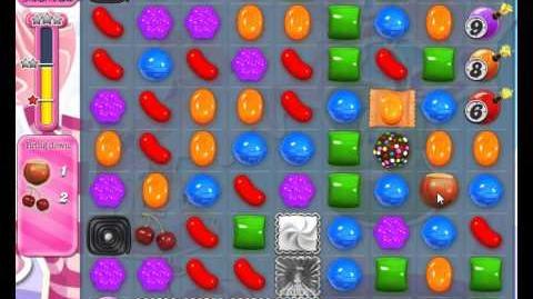 Candy Crush Saga Level 495