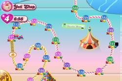 Cupcake Circus Map Mobile