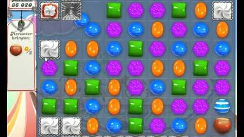 Candy Crush Saga Level 185