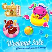 Weekend Sale 150803
