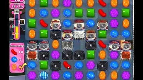 How to beat Candy Crush Saga Level 216 - 3 Stars - No Boosters - 44,600pts