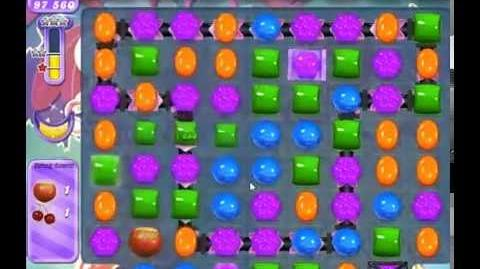 Candy Crush Saga Dreamworld Level 623 (Traumwelt)
