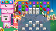 Level 153 mobile new colour scheme with sugar drops