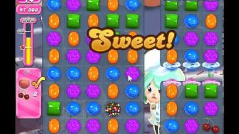 Candy Crush Saga Level 364 - 3 Star - no boosters