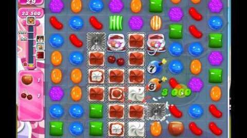 Candy Crush Saga Level 491 (Version 2) ★★★