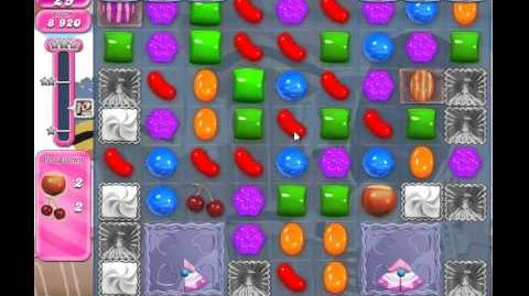 Candy Crush Saga Level 390 No Boosters 3 Stars 304,540